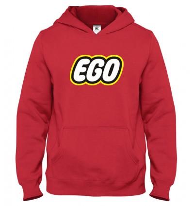 Mikina s kapucňou Ego