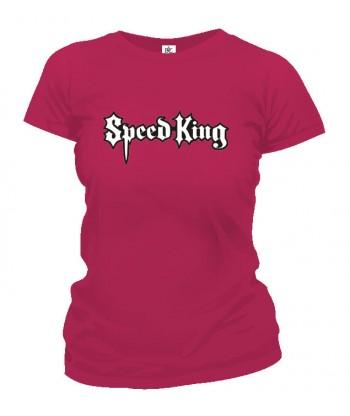 Tričko dámske - Speed King