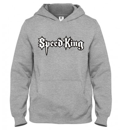 Mikina s kapucňou Speed King