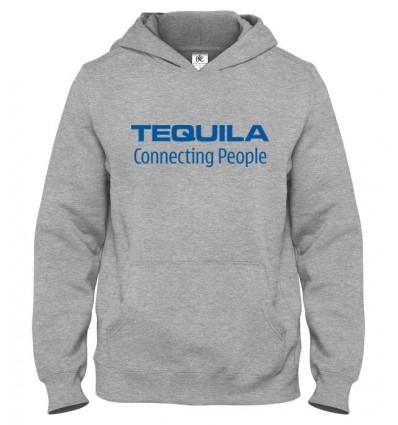 Mikina s kapucňou Tequila