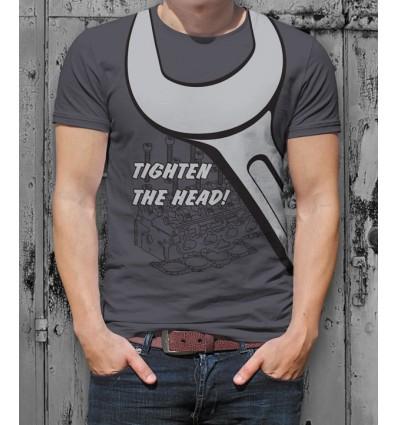 Tričko pánske - Tighten The Head!