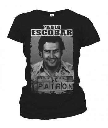 Tričko dámske - Pablo Escobar ... 13f376d410