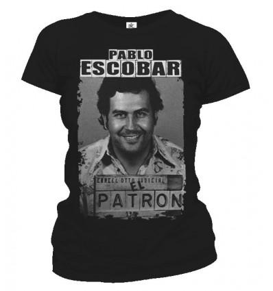 Tričko dámske - Pablo Escobar