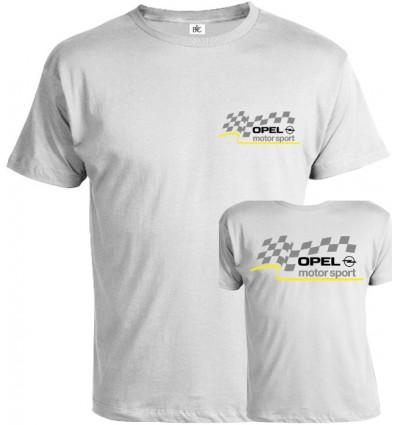Tričko pánske - Opel