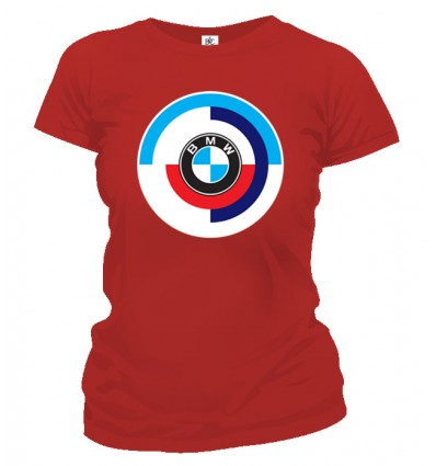 Tričko dámske - BMW Motorsport