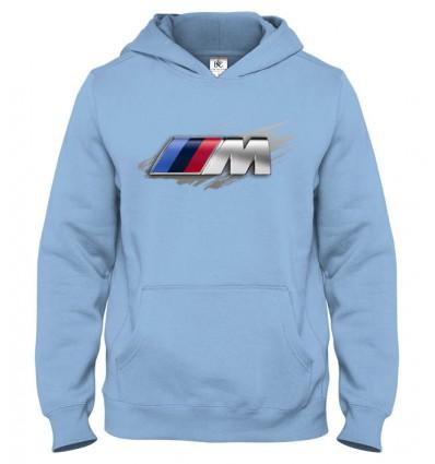 Mikina s kapucňou BMW M Power