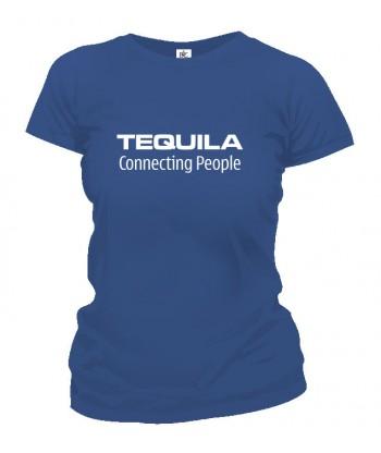 Tričko dámske - Tequila