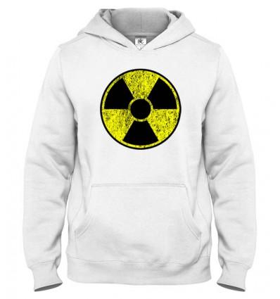 Mikina s kapucňou Radioactive