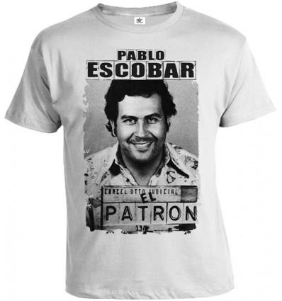 Tričko pánske - Pablo Escobar