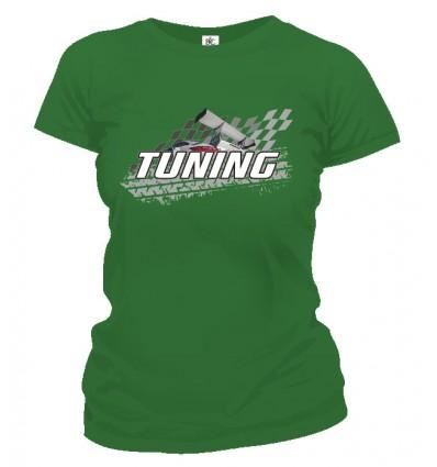 Tričko dámske - Tuning