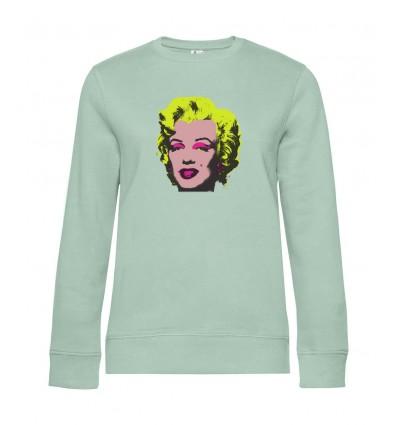 Dámska mikina - Marilyn Monroe