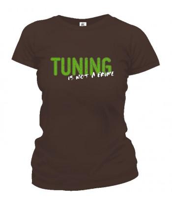 Tričko dámske - Tuning inac