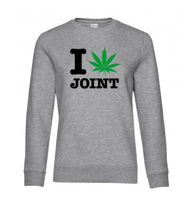 Dámka mikina - I Love Joint