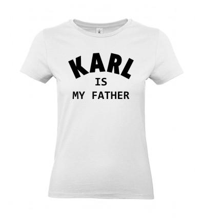 Tričko dámske - Karl