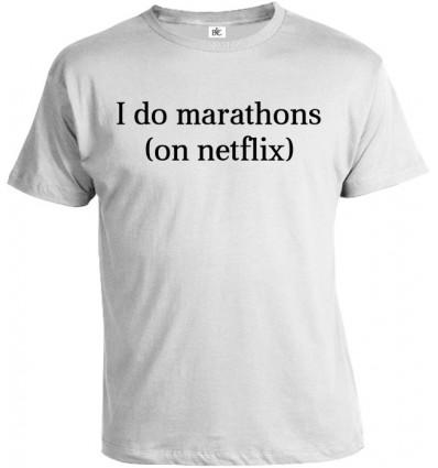 Tričko Netflix