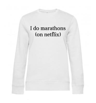 Dámska mikina - Netflix