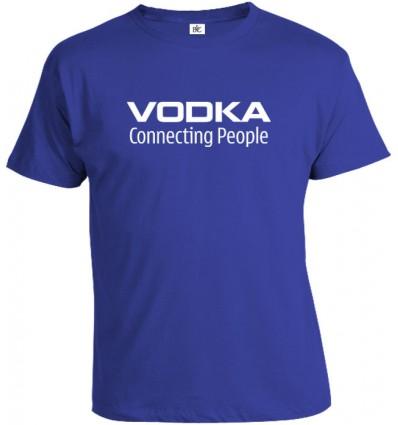 Tričko pánske - Vodka